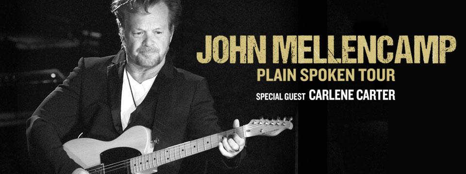John Mellencamp - Plain Spoken Tour