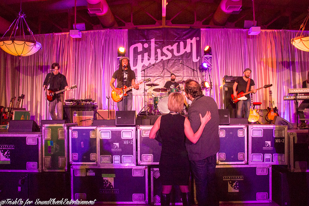 Julian Taylor Band at Liuna Station Gibson at the Junos 2015