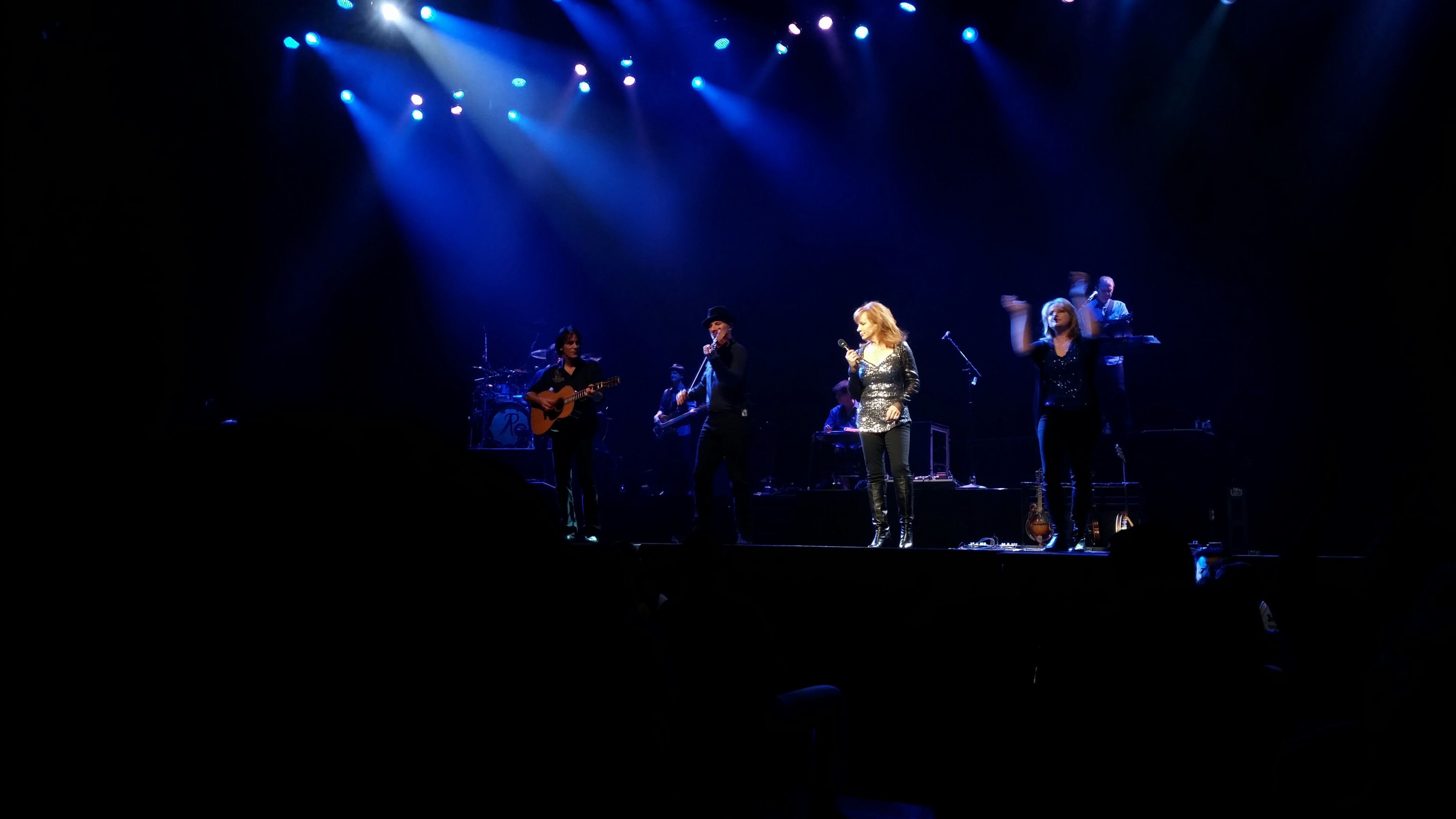 Reba - Niagara Fallsview - March 25, 2015 Photo By: Corey Kelly for Sound Check Ent.