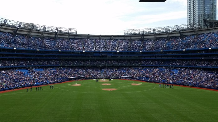 Country Day @ Rogers Centre - May 24th, 2015 Photo: Corey Kelly