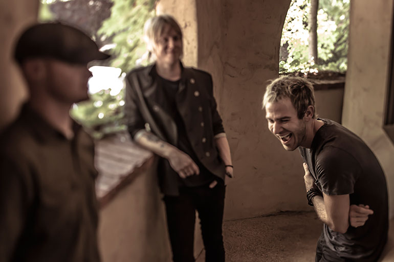 Hanging by a Moment with Jason Wade of Lifehouse - Sound ...