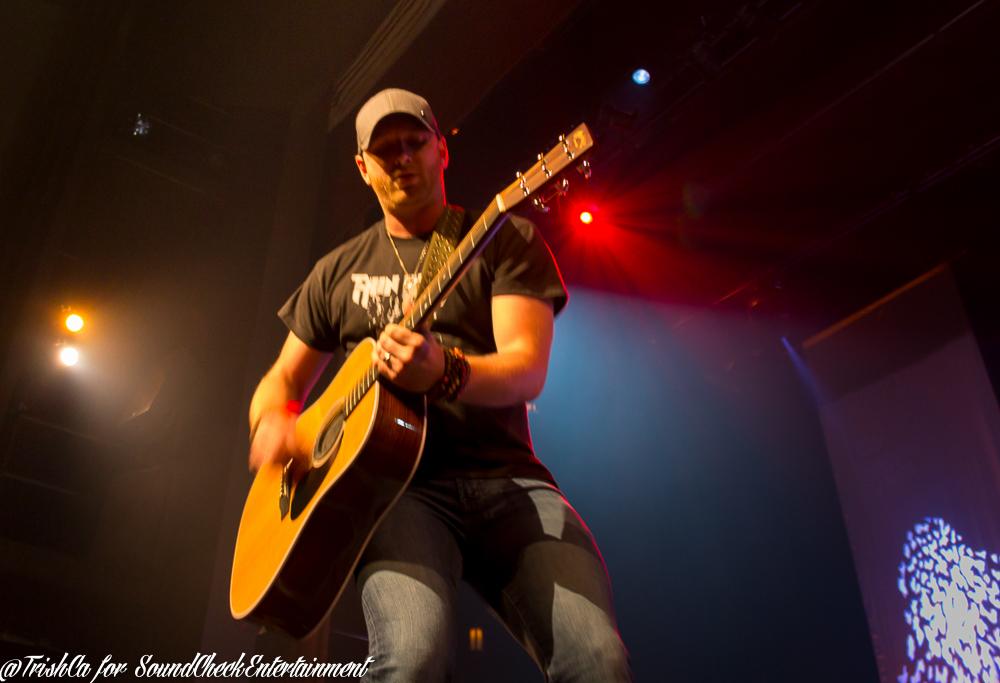 Tim Hicks - So Do I @ CMAO 2015 - Photo: Trish Cassling