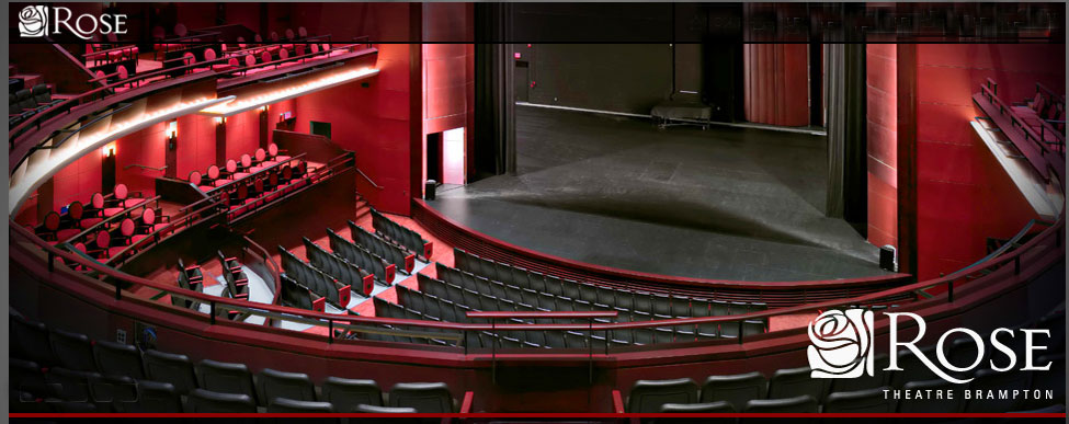 The rose theatre brampton announces its milestone 10th season sound
