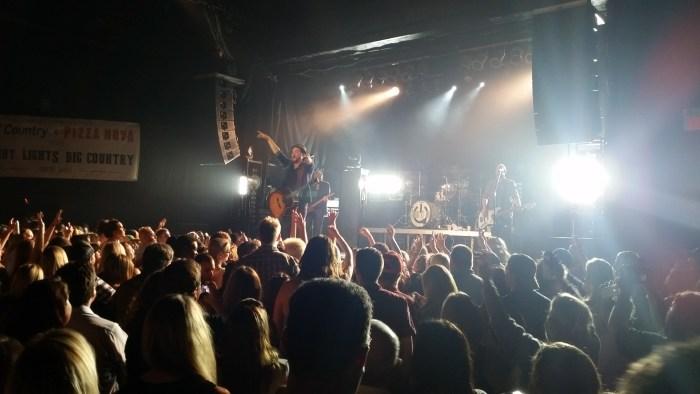 Eli Young Band - Toronto - June 4 - Photo:Corey Kelly