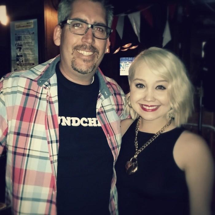 Corey Kelly & RaeLynn In Toronto -