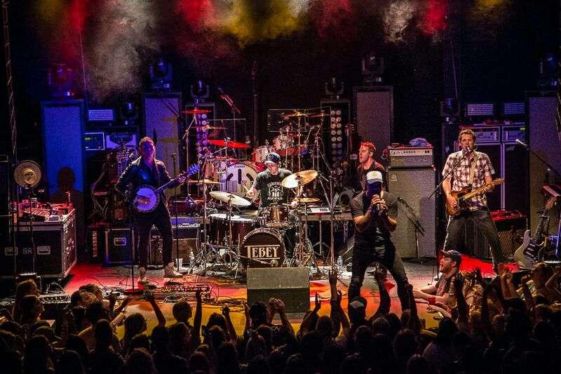 Tebey - The Phoenix Concert Theatre - Toronto - June 4th Photo: Ray Williams