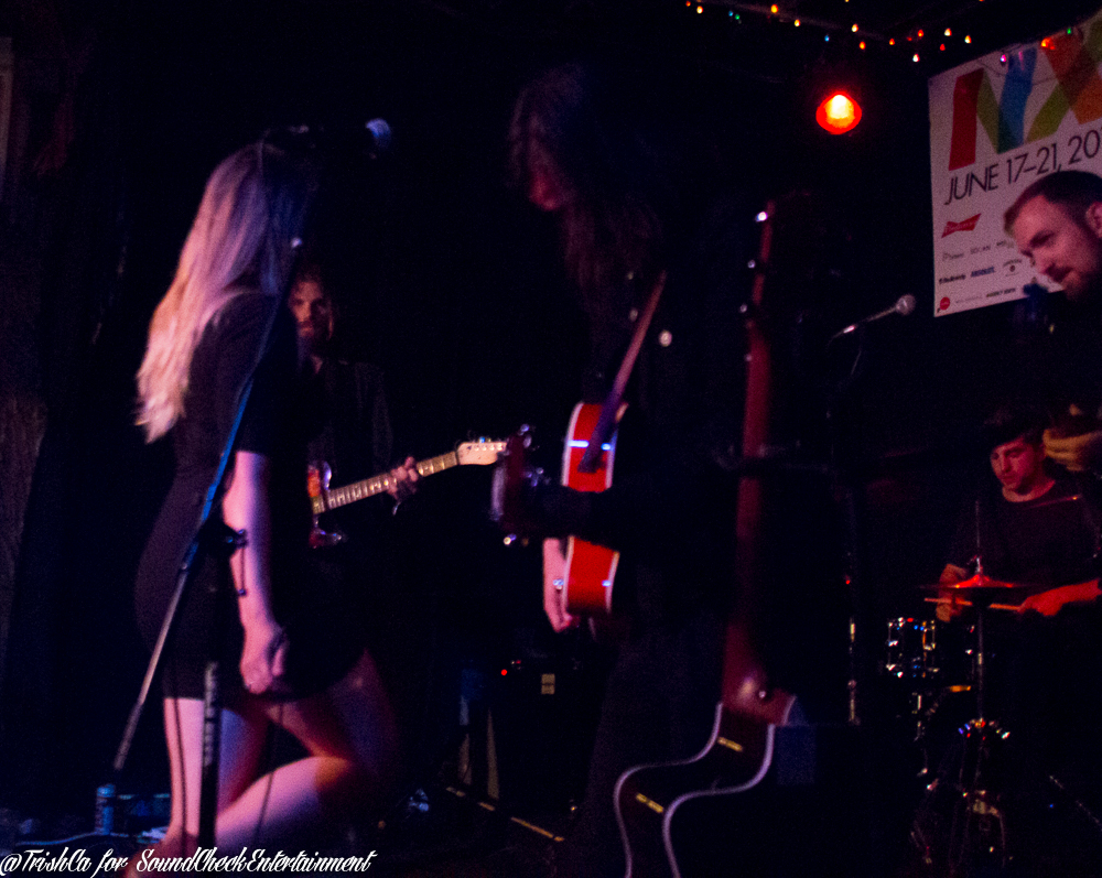The Wild Romantics Cameron House NXNE 2015