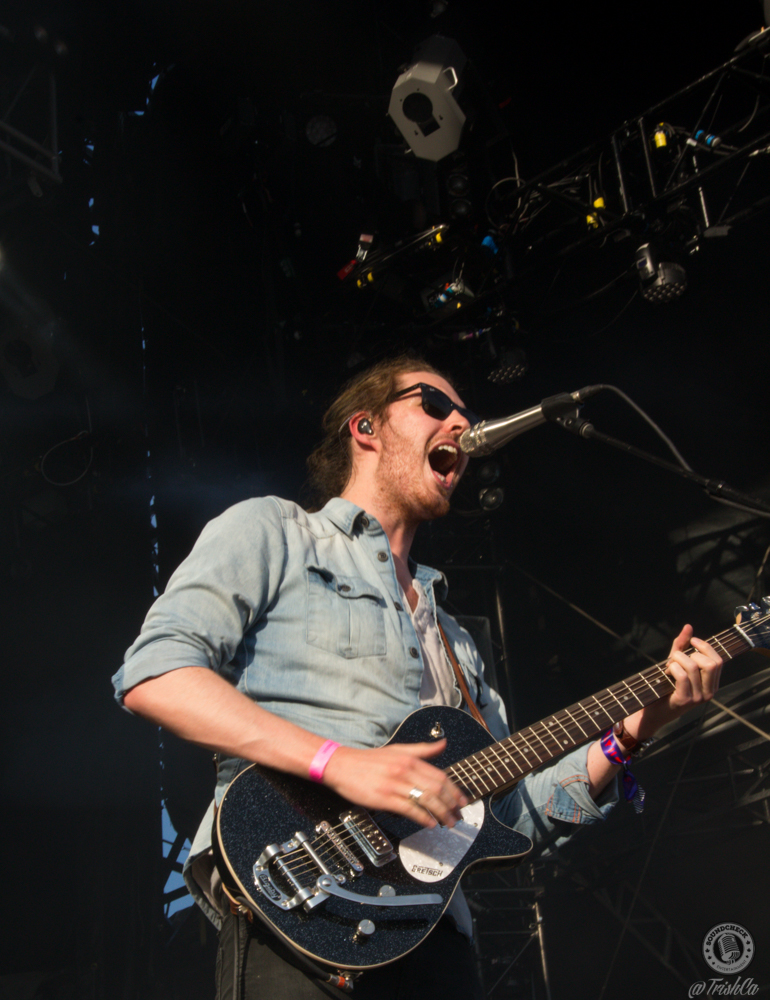 Hozier WayHome Art and Music Festival
