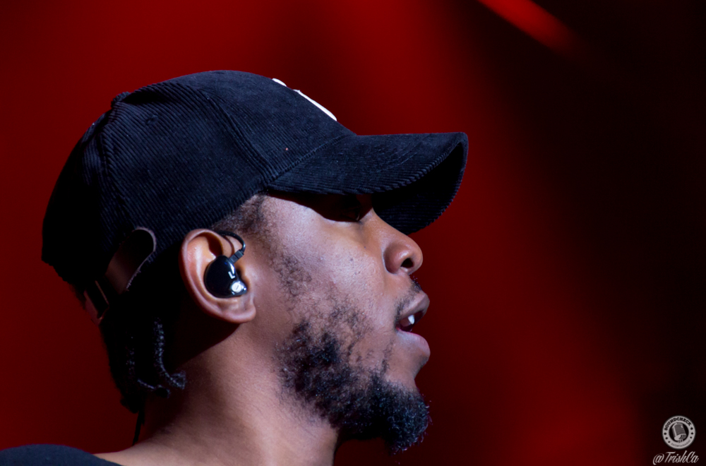 Kendrick Lamar WayHome Art and Music Festival