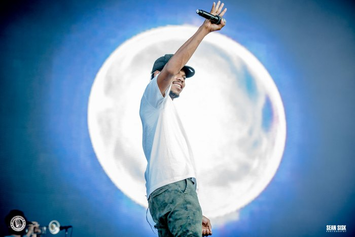 Chance The Rapper - Photo by Sean Sisk for Sound Check Entertainment