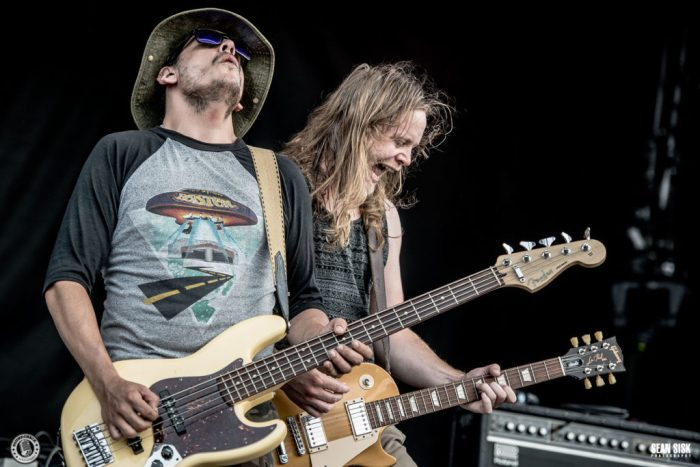 The Glorious Sons - Photo by Sean Sisk for Sound Check Entertainment