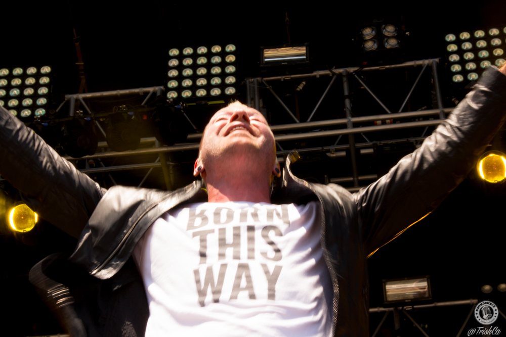 Thousand Foot Krutch WayHome Art and Music Festival