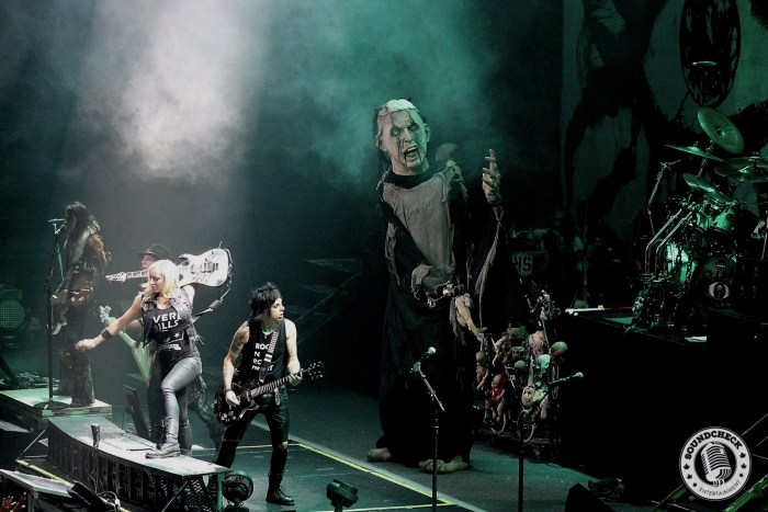 Feed my Frankenstein - photo by Jason Marshall for Sound Check Entertainment