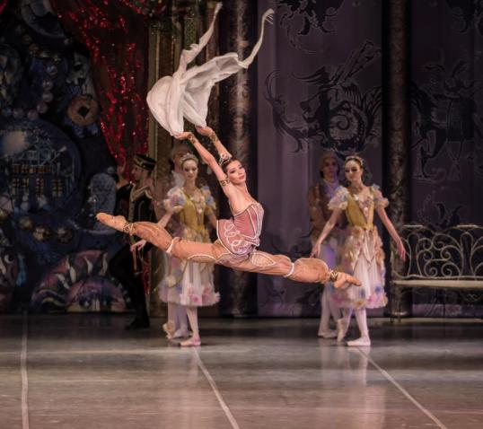 Moscow Classical Ballet presents The Nutcracker