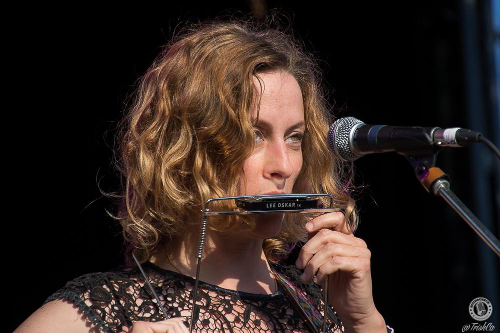 Sarah Harmer Riverfest Elora 2015