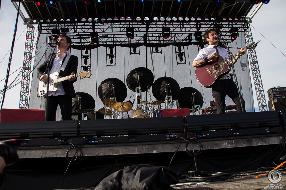 Frank Turner and The Sleeping Souls Riot Fest 2015