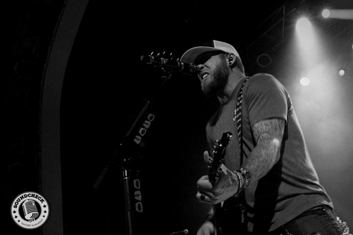 Brantley Gilbert performs in Toronto @ the Sold Out Opera House - Photo: Corey Kelly