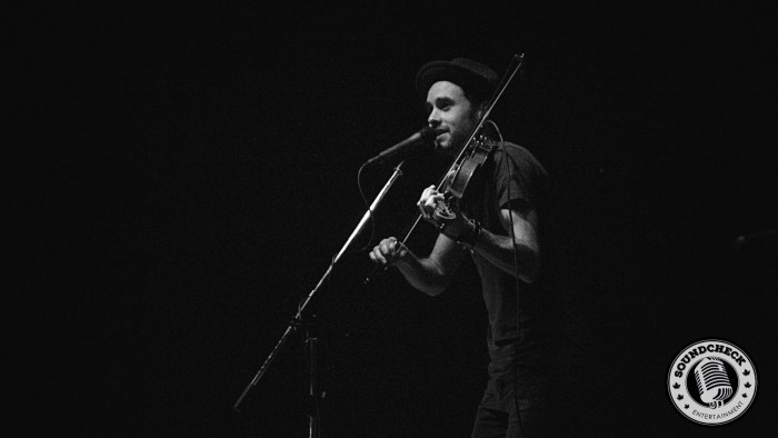 Tim Chaisson performs at Maxwells in Waterloo - Photo: Corey Kelly