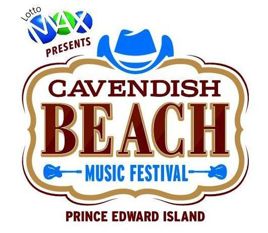 Cavendish Beach Music Festival Logo