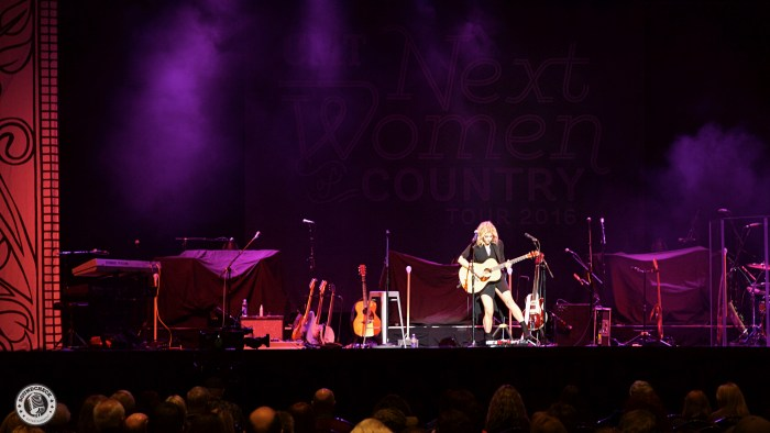 Lindsay Ell Performs during the Next Women of Country tour stop at Casino Rama - Photo: Corey Kelly