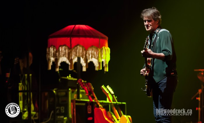 Blue Rodeo perform at Budweiser Gardens in London, Not - Photo: Bill Woodcock