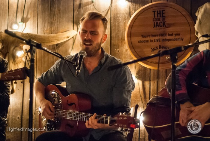 Joey Landrath performs at Four Chords and the Truth @ The Dakota Tavern - Photo: Mike Highfield
