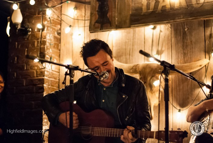 Morgan Cameron Ross performs at Four Chords and the Truth @ The Dakota Tavern - Photo: Mike Highfield