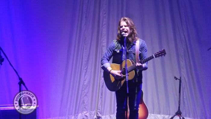 JJ Shiplett at TD Place in Ottawa March 26, 2016