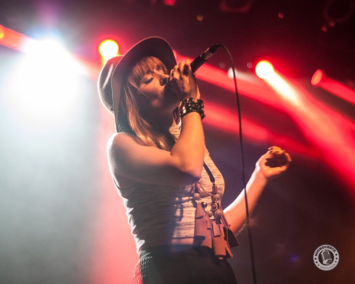 The Lovelocks perform at The Mod Club for CD Release Party - Photo: Mike Highfield