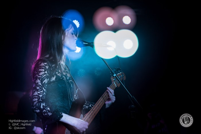 Chelsea McWilliams of The Redhill Valleys at The Spice Factory - Photo: Mike Highfield