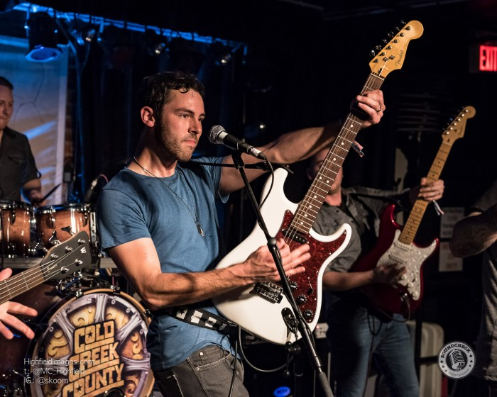 River Town Saints Rock Boots & Bourbon Saloon during CMW 2016 - Photo: Mike Highfield