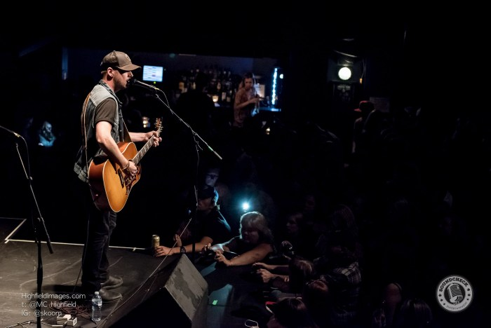 Andrew Hyatt @ #Country4FortMac at The Phoenix in Toronto - Photo: Mike Highfield