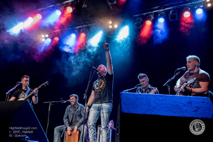 Cold Creek County @ #Country4FortMac at The Phoenix in Toronto - Photo: Mike Highfield