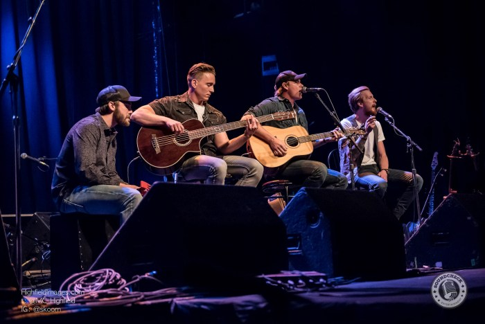 James Barker Band @ #Country4FortMac at The Phoenix in Toronto - Photo: Mike Highfield