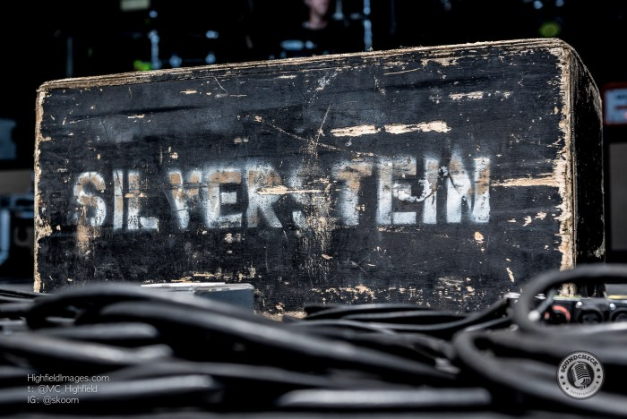 Silverstein - SOM 2016 Kick Off Party - Photo: Mike Highfield