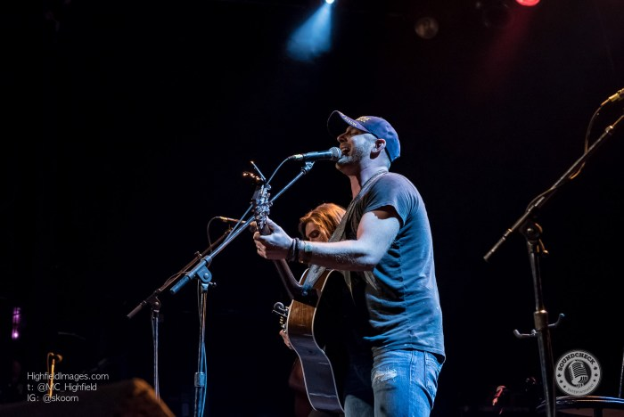 Tim Hicks @ #Country4FortMac at The Phoenix in Toronto - Photo: Mike Highfield