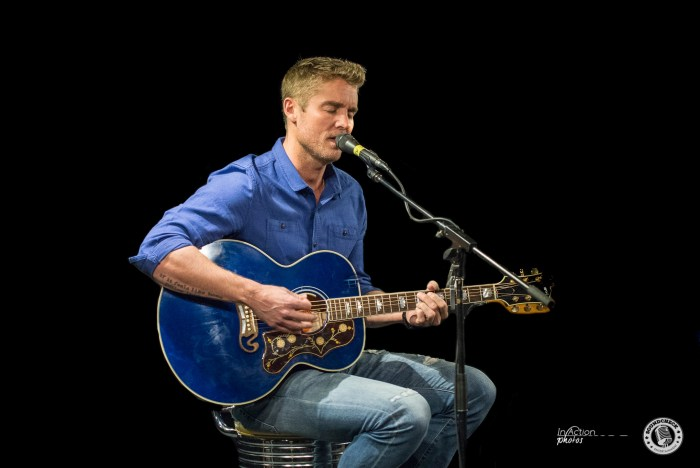 Brett Young - Photo: In Action Photos