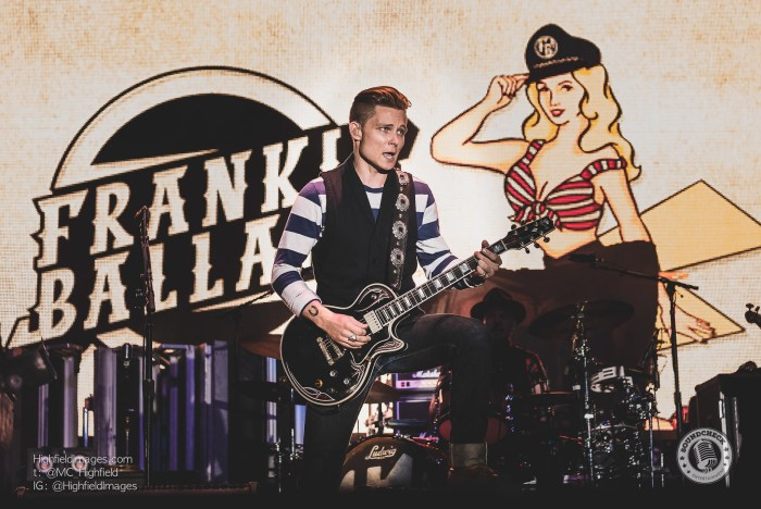 Frankie Ballard performs @ Lucknow Music in the Fields - Photo: Mike Highfield
