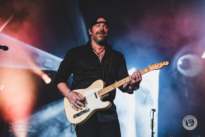 Lee Brice performs @ Lucknow Music in the Fields - Photo: Mike Highfield
