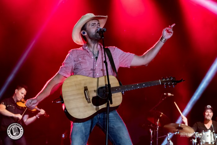 Dean Brody performs @ Lucknow Music in the Fields - Photo: Bill Woodcock