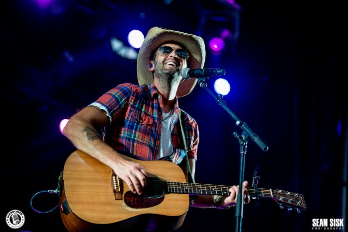 Dean Brody performs at CityFolk Festival in Ottawa photo by Sean Sisk