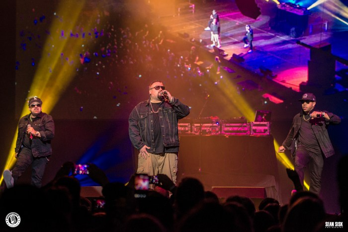 Color Me Badd performs at TD Place as part of the I Love the 90s Tour - photo by Sean Sisk for Sound Check Entertainment