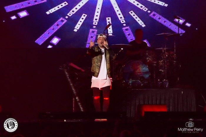 Hedley performs at iHeart Radio's Jingle Ball on November 25 at Air Canada Centre - photo by Matthew Perry