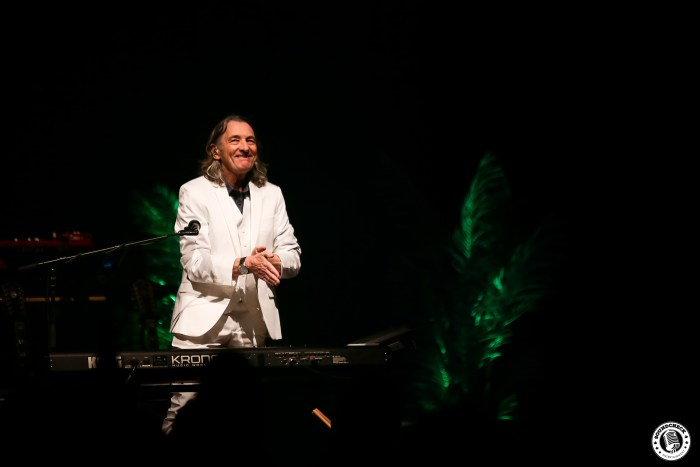 Roger Hodgson performs at TD Place in Ottawa photo by Renee Doiron