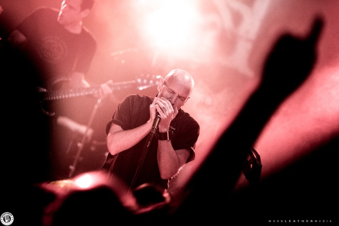 The Headstones rock Barrymore's in Ottawa November 25 photo by Dave Di Ubaldo