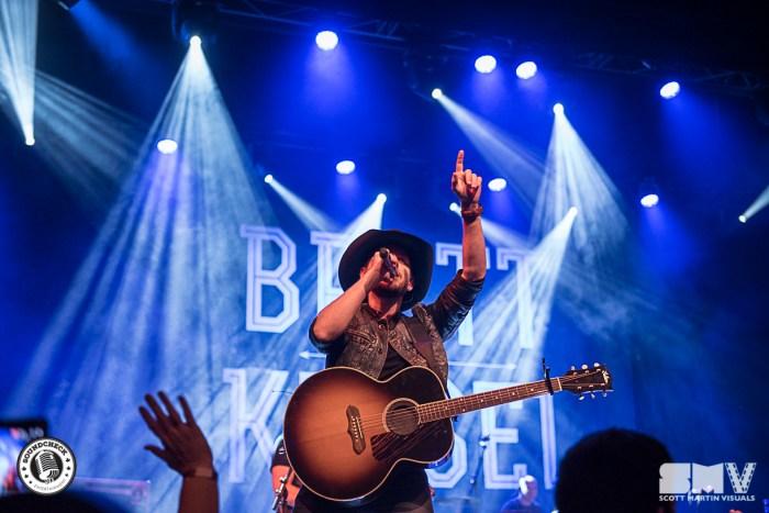 Brett Kissel at Algonquin Commons - photo credit to Scott Martin Visuals