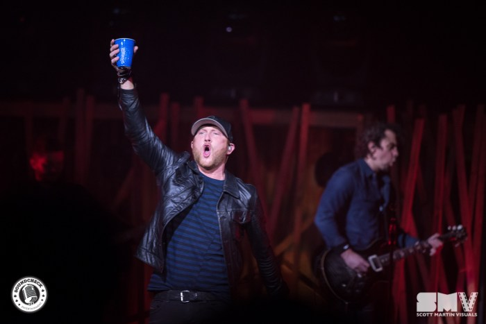 Cole Swindell at Canadian Tire Centre - photo credit: Scott Martin Visuals