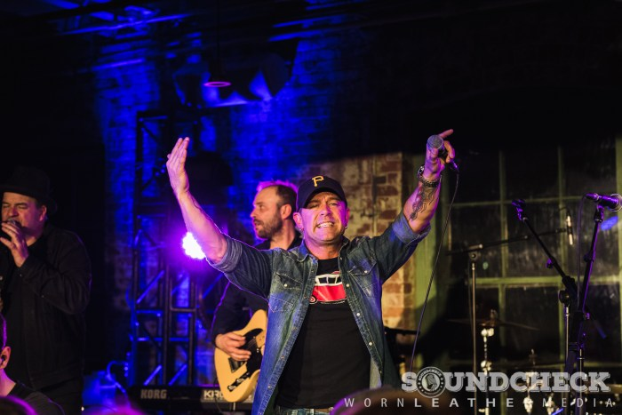 Aaron Pritchett performs at the ole event during JUNOfest in Ottawa photo Dave DiUbaldo
