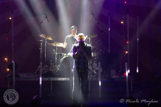 Dean Brody performs at the Capitol Centre in North Bay photo by Nicole Mayhew