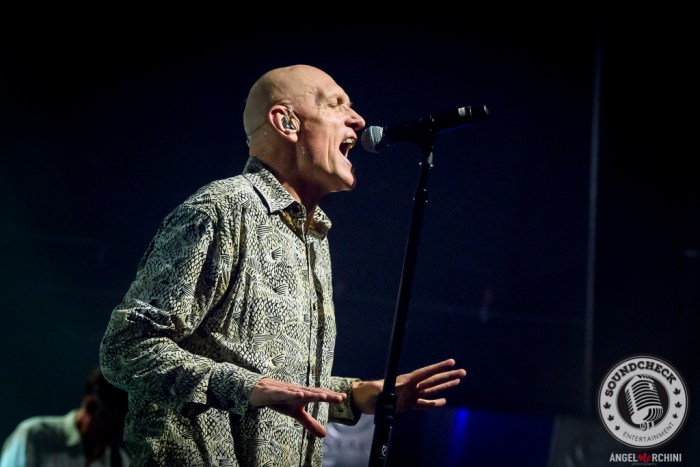 Midnight Oil performs in Toronto photo Angel Marchini